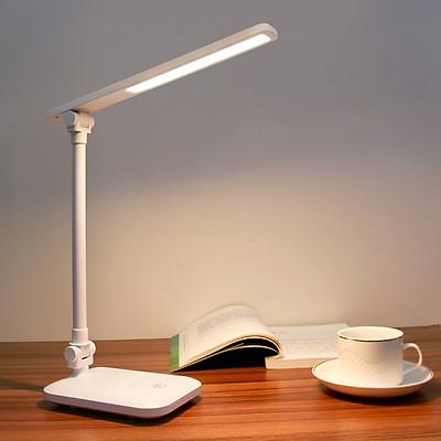 Đèn Bàn Học LED USB Di Động Cao Cấp - Đèn Làm Việc Sang Trọng Để Bàn Chống Chói Mắt Bảo Vệ Mắt - Có Thể Gập Hai Chỗ – 03 Chế Độ Ánh Sáng Vàng Bảo Vệ Mắt Chống Cận - Hàng Chính Hãng - VinBuy