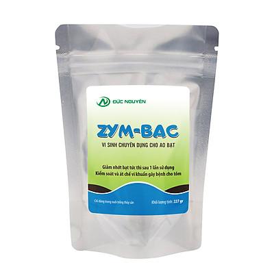 Men vi sinh chuyên dụng cho ao lót bạt, hồ xi măng ZYM-BAC nuôi cá, tôm