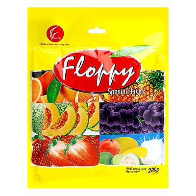 Kẹo dẻo Floppy vị trái cây 200g