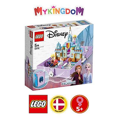 Mô Hình Đồ Chơi Lắp Ráp Lego Câu Chuyện Phiêu Lưu Của Anna và Elsa 43175 (133 chi tiết)