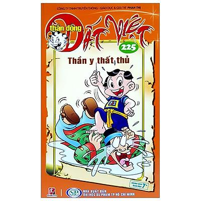 Thần Đồng Đất Việt - Tập 225: Thần Y Thất Thủ