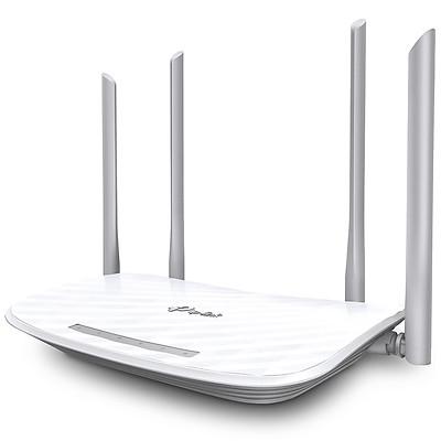 Router Gigabit Wifi Băng Tần Kép TP-Link Archer C50 - Hàng chính hãng