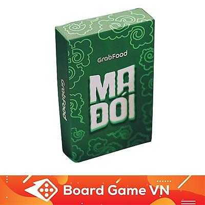 Trò chơi thẻ bài ẩn danh - Ma đói GrabFood