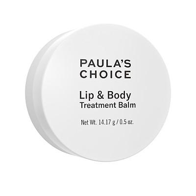 Kem hỗ trợ trị cho vùng da khô và nứt nẻ Paula's Choice Lip & Body Treatment Balm 15g Mã: 5500