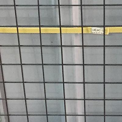 Lưới Sắt treo phụ kiện 50x100 2,5 ly