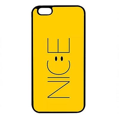 Ốp lưng dành cho Iphone 6s Plus N.I.C.E Vàng - Hàng Chính Hãng