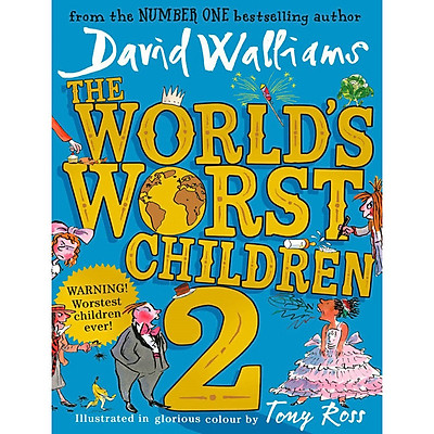 Sách tiếng Anh - The World's Worst Children 2