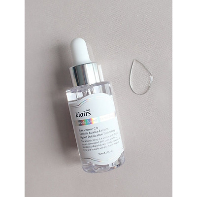 Tinh Chất Dưỡng Da Klairs Freshly Juiced Vitamin Drop (35ml)