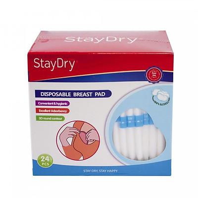 Miếng Thấm lót sữa StayDry (24 miếng)