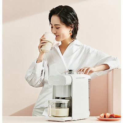 Máy làm sữa đậu nành tự động tại nhà Joyoung DJ06R-Kmini