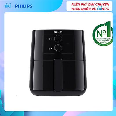 Nồi Chiên Không Dầu Philips HD9200/90 - Hàng Chính Hãng