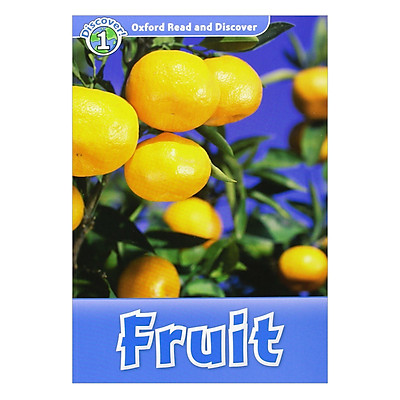 Oxford Read and Discover 1: Fruit Audio CD Pack