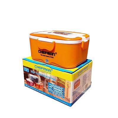 Hộp cơm hâm nóng Chefman Inox - CM 113i