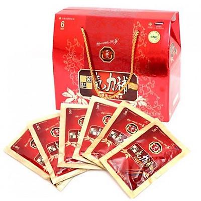 Nước Uống Hồng Sâm BIO Hàn Quốc 30 gói* 70ml - Korean Red Ginseng Giryeokbo