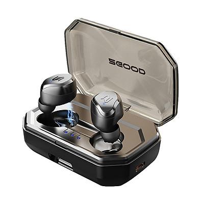 Tai nghe Bluetooth TWS 2GOOD S8 Plus, Cảm ứng, Pin 3000mah (100 giờ), Có Mic đàm thoại - Hàng Chính Hãng