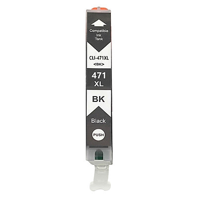 Remanufactured Ink Cartridge Replacement for Canon PGI-470XL CLI-471XL Large Capacity Compatible with Canon PIXMA