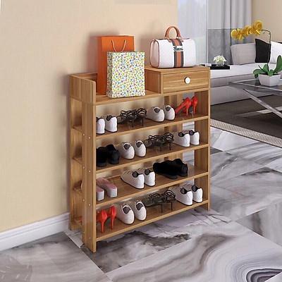 Kệ để giày dép bằng gỗ