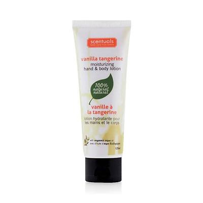 Sữa Dưỡng Thể Hương Vani Quýt Moisturizing Hand & Body Lotion Vanilla Tangerine Scentuals (125ml)