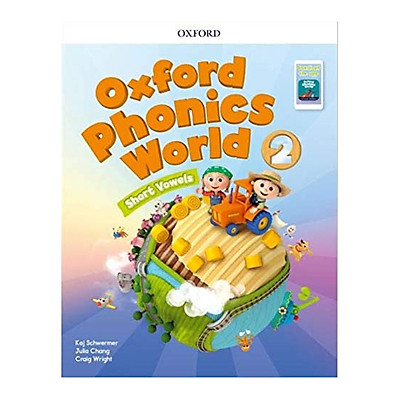 Oxford Phonics World Refresh 2 Students Book Pack