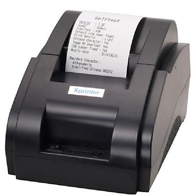 Máy in hóa đơn, in bill Xprinter XP-58U ( khổ 58mm) - Nhập khẩu