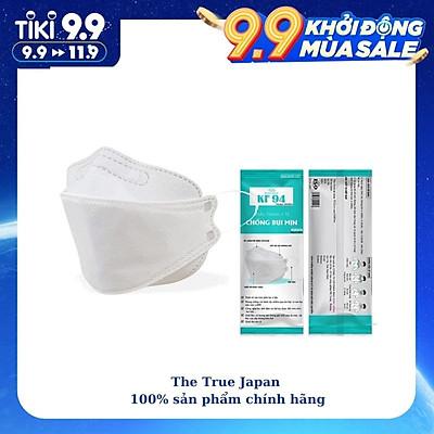 Khẩu trang y tế KF94 Sông Hồng - tiêu chuẩn Hàn Quốc