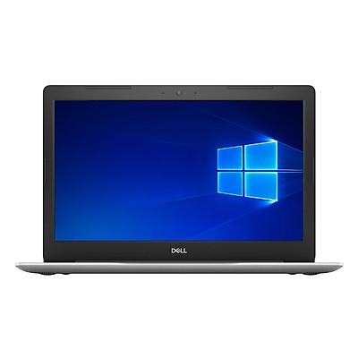 Laptop Dell Inspiron 5570 M5i5238W Core i5-8250U/Win 10 15.6 inch (Silver) - Hàng Chính Hãng