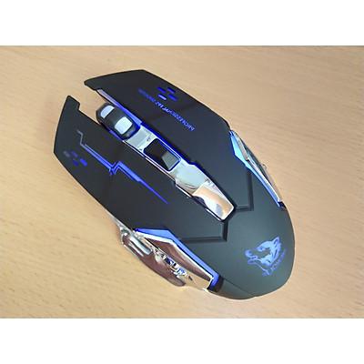 Chuột gaming không dây Wolf X8