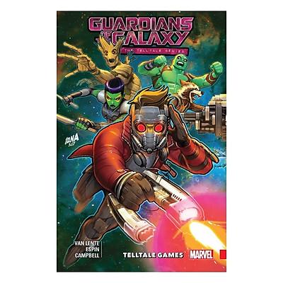Marvel Comics: Guardians Of The Galaxy: Telltale Games