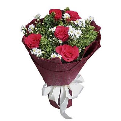 Bó hoa tươi - Hoa18 19 3371