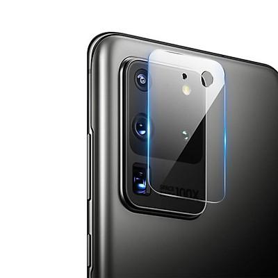 Dán cường lực bảo vệ camera dành cho Samsung Galaxy S20/S20 Plus/S20 Ultra - thương hiệu OEM