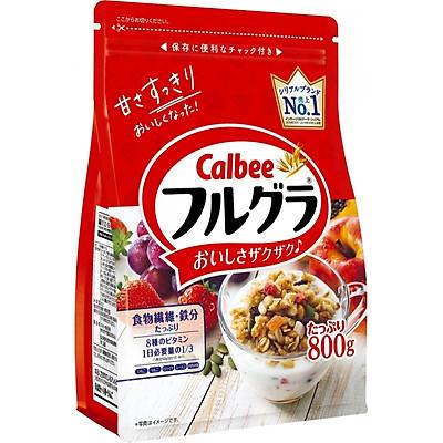 Ngũ cốc sấy khô Calbee Nhật Bản