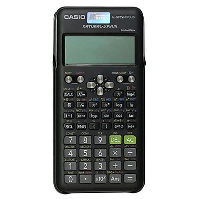 Máy Tính Học Sinh Casio Ver2019 FX-570 VN PLUS