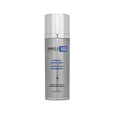 Kem ngăn ngừa lão hóa ban đêm Image MD Restoring Retinol Crème