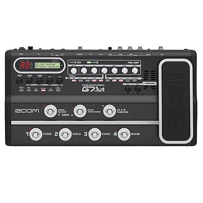 Bộ Hiệu Ứng Effect Guitar G 7.1UT (ZOOM) – Hàng Chính Hãng