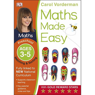 Matching And Sorting Preschool Ages 3-5