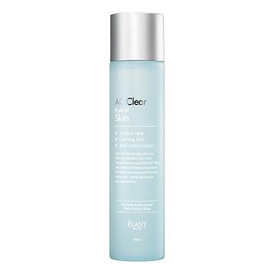 Nước Hoa Hồng Cho Da Dầu Và Da Mụn Ac Clear Pure N Skin The Plant Base