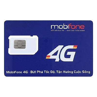 Sim 4G Mobifone Đầu số 07 (Gói M79) - Gọi 1000 phút miễn phí - Đăng ký chính chủ - Hàng Chính Hãng - Màu ngẫu nhiên