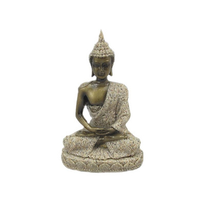 Tượng Thần Ganesha Chắp Tay Dùng Trang Trí Độc Đáo
