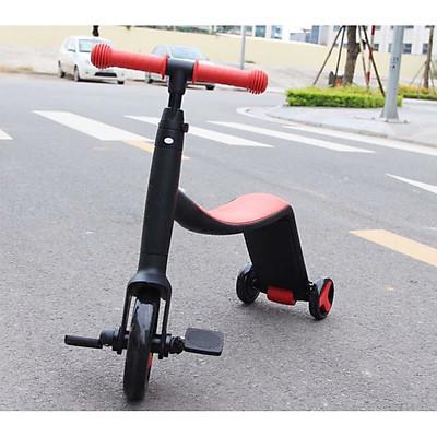 Xe Scooter 3 In 1 Dành Cho Bé 1.5 Đến 7 Tuổi - Xe chòi chân, Xe Trượt Scooter, Xe Đạp - Hãng Chính Hãng.