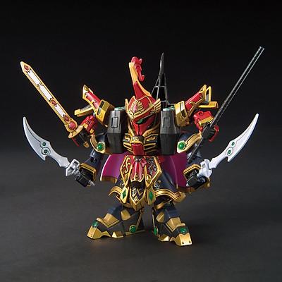 Đồ chơi lắp ráp mô hình nhựa Robot kết hợp Gundam Viên Thiệu và Gundam Viên Thuật - Tam Quốc Chí