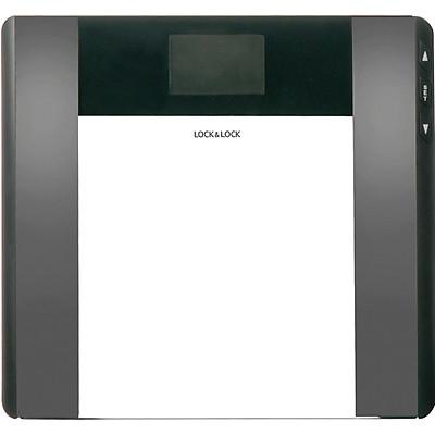 Cân Sức Khỏe Điện Tử Lock&Lock ENC516BLK Dùng Trong Gia Đình - 180kg