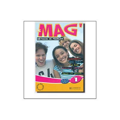 Le Mag: Livre De L'Eleve 1