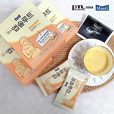 Sữa bầu Mom's Absolute - Hàn quốc vị Bí Ngô