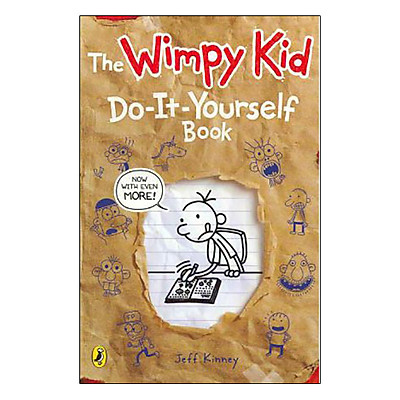 Diary Of A Wimpy Kid: Do-It-Yourself