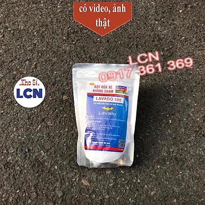 Bột Rửa Xe Không Chạm  Túi 500g 2 Dùng Cho Máy Rửa Xe Mini  Máy Rửa Xe Gia Đình