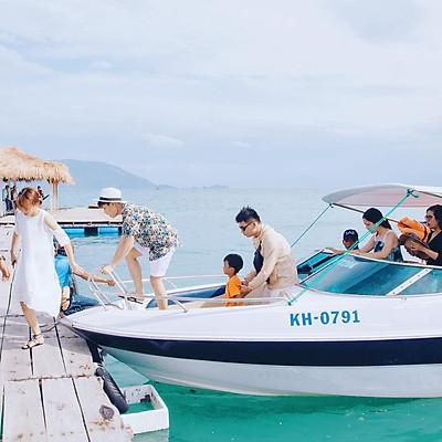 Tour Đảo Bình Ba 01 Ngày Đi Cano, Khởi Hành Hàng Ngày Từ Nha Trang
