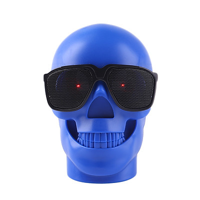 Consumer Electronics Subwoofer Bluetooth Speaker Skull
