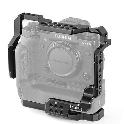 Khung Máy Ảnh Smallrig Cage For Fujifilm X-T3 Camera With Battery Grip 2229 - Hàng Nhập Khẩu