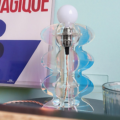 Đèn để bàn - Aura Colorful Lamp