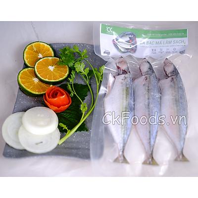 Cá bạc má làm sạch 300-320 g